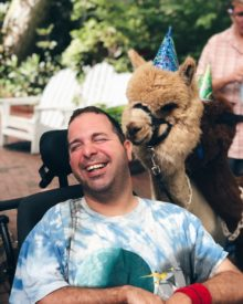 Day 4: Alpacas, Pirates, Brie's Baby Shower, and more!